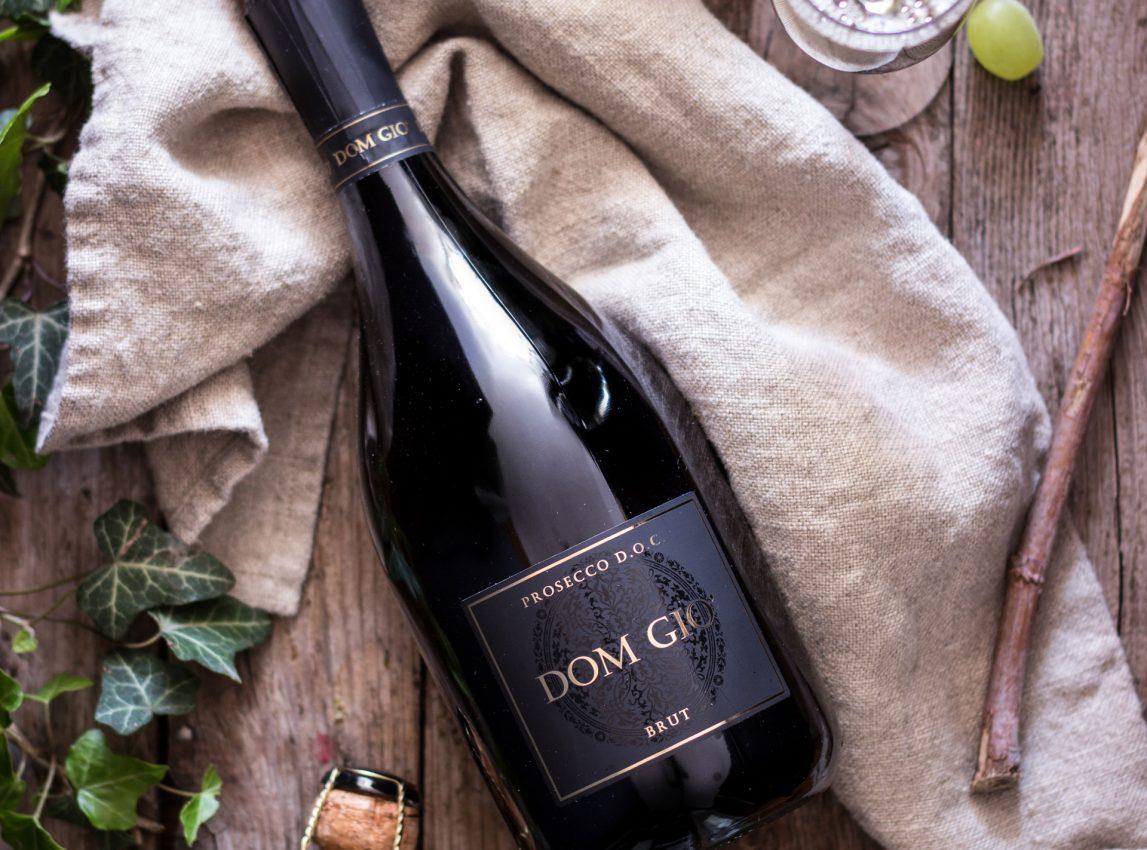 Dom Gio' prosecco brut wine page